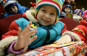 Operation Christmas Child Photo