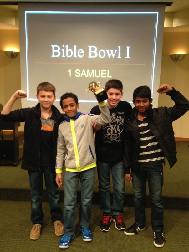 Bible Bowl 2