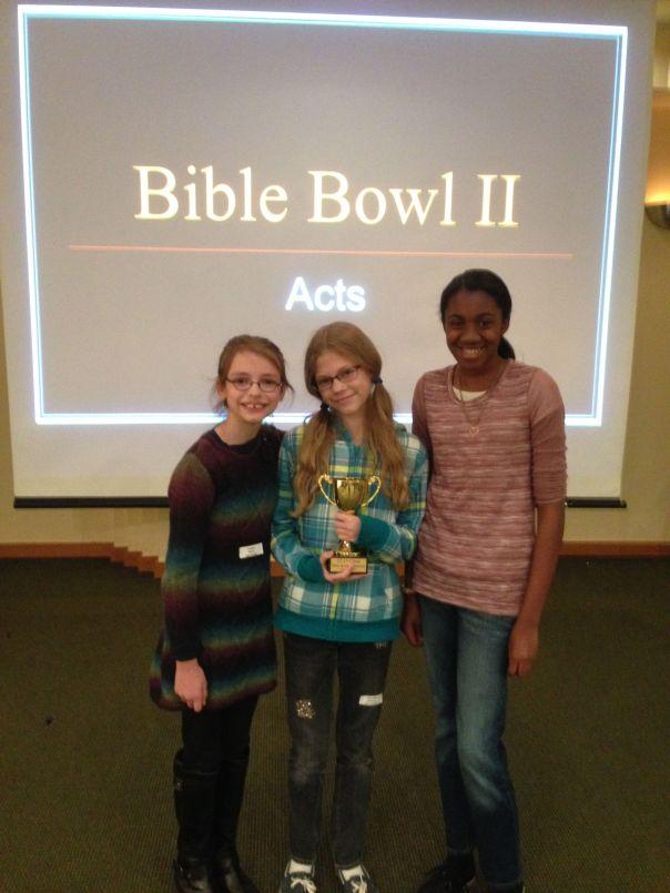Bible Bowl 4